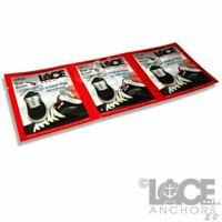 NEW Genuine Lace Anchors 2.0 - Never Tie Your Shoes Again! - No tie shoe laces.