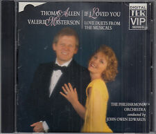 Thomas Allen & Valerie Masterson : If I Loved You Muscals love Duets CD