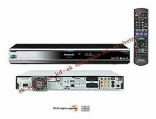 Panasonic Multi Region DMR-BS750 Twin Freesat HD 250GB DVD Blu-Ray Recorder Free