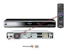 Panasonic Multi Region DMR-BS750 Twin Freesat HD 250GB DVD Blu-Ray Recorder Free