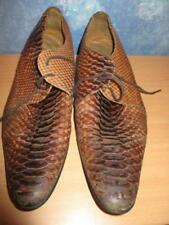 Leather Art Deco Original Vintage Clothing, Shoes & Accessories