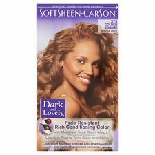 X 3 Dark and Lovely Fade Resist Hair Colour 379 Golden Bronze Genuine