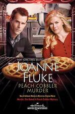 Peach Cobbler Murder Mystery by Joanne Fluke Paperback