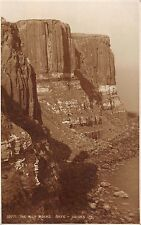 BR68814 the kilt rocks  skye scotland  judges 18771 real photo