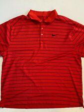 Nike Golf Dri Fit Polo Shirt Men's Large