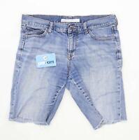 Womens Old Navy Blue Denim Shorts Size 10/L9