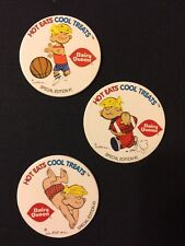 Dennis The Menace Dairy Queen Special Edition No. 1, 2 & 3 POG Set /SCARCE Mint!