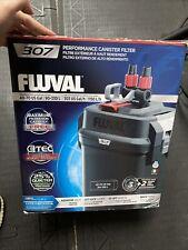Fluval 307 Performance Canister Filter 40-70 Gallon Fish Aquarium - NEW