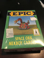 GW Epic Space Marine Space Orks Mekboy  Gargant new in box
