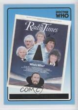 2000 Radio Times Covers #R14 November 19-25 1983 Non-Sports Card 1i3