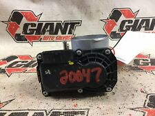 16 17 18 NISSAN ALTIMA 2.5L THROTTLE BODY VALVE ASSEMBLY