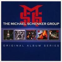 Original Album Series von Michael Schenker Group, 2014, 5 CD Box, neuwertig