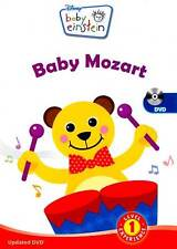NEW SEALED - Baby Mozart DVD Disney Baby Einstein Level 1 DVD