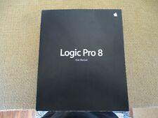 Logic PRO - 8  User Manual