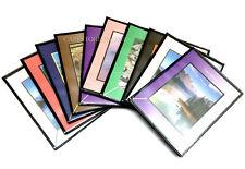 10 Foto album portafoto 10x15 per 400 foto (40 foto cad.) - Conf. da 10 pz.