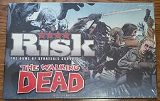 The Walking Dead Comic Style Risk Strategy Board Game Survival Edition BRAND NEW