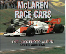 McLaren Race Cars 1965-1996 Photo Album Series edited by Norman Hayes 1997