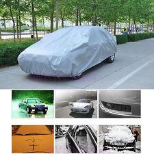 Waterproof Sun UV Snow Rain Dust Resistant Protection Full Car Cover Size XXL