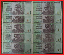 BLOWOUT! 10 PCS ZIMBABWE 50 TRILLION! GUARANTEED AUTHENTIC! OVER 100 IN STOCK!