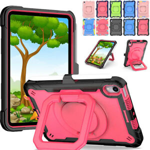 """Rotate Hybrid Case Stand Cover Protective For iPad mini 6th gen 8.3"""" Tablet 2021"""