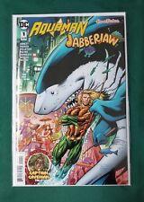 AQUAMAN JABBERJAW SPECIAL #1 NM DC COMICS