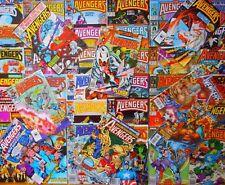 50bk AVENGERS LOT/ALL VINTAGE 80's & 90's! CAPTAIN AMERICA/IRON MAN/THOR/HAWKEYE