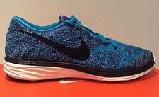 Nike Flyknit Lunar3 Size UK 7.5 (EUR 42) 698181 402