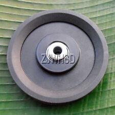 Universal 115mm Nylon Bearing Pulley Wheel for Gym Fitness Exercise Equipment