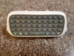 Microsoft Xbox 360 Chatpad Keyboard White