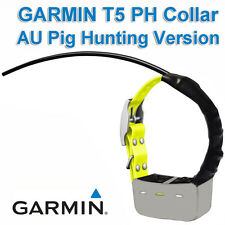 GARMIN T5 GPS TRACKING COLLAR Stainless steel tracker protector pig hunting/