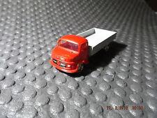 Lego System 1:87 Mercedes Rundhauber LKW rot