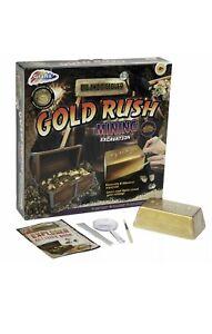 Grafix Dig 'n' Discover Mining Excavation Kit -  'Gold Rush' Dig for Gold