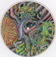 "Casus Belli - Return To Zero 7"" PICTURE DISC Bastards Chokebore Anthony Martin"