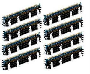 8x 4GB 32GB RAM Apple Mac Pro 1,1 2,1 3,1 MA356D/A MA356LL/A DDR2 667 Mhz FBDIMM