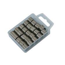 25 Pieza Tipo HELICOIL inserciones roscadas M10 X 1.5 Mm-Bobinas de reparación del hilo de rosca