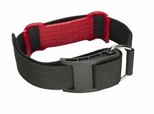 """OMS 2"""" Nylon Cam Band With Plastic Buckle 36"""" Length and OMS Friction Pad"""