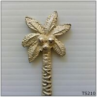 Townsville Palm Tree Figurine Souvenir Spoon Teaspoon (T210)