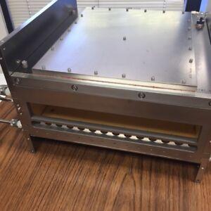 7100-4078-03 Rev:   E Oven Assembly, 8108 Standard AG Associates Heatpulse