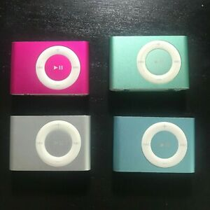 IPod Shuffle | 2nd Generation | Multiple Colors | Ever Changing | Untested