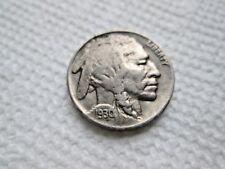 1930 P - BUFFALO NICKEL BETTER GRADE COIN