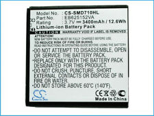 CS Battery For Samsung SPH-D710, Sprint Galaxy S II    Epic Touch 4G    SPH-D710