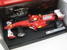 Formula 1 Ferrari F10, Felipe Massa 2010 1/18 Mattel Hot Wheels Elite