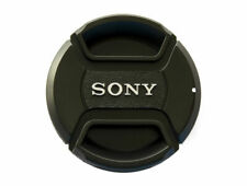 Sony LC-82 lens cap for 82mm filter thread centre pinch style (UK Stock) BNIP