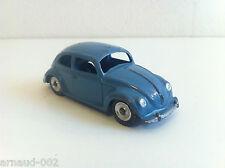 Dinky Toys - 181 - Volkswagen Coccinelle Beetle 1200 Bleu RAF