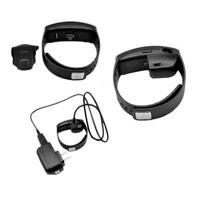 Samsung Galaxy Gear Fit R350 Smartwatch Charger Charging Dock Cradle Black