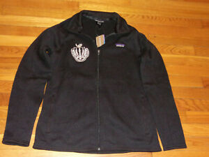 NWT PATAGONIA NATIONAL PANHELLENIC CONFERENCE FULL ZIP JACKET WOMENS LARGE