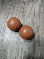 Schaper Super Touch Basketball balls Game Piece replacement 1976 Vintage