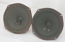 """2 vintage 4"""" Tweeters speaker ALNICO tweeter large Magnet for tube amp 5"""