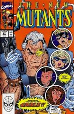 NEW MUTANTS 87 Comics 1st Appearance Of Cable Stryfe Deadpool Movie X-Men Domino