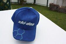 Ball Cap Hat - Ski-Doo - Snowmobile - Blue (H1579)
